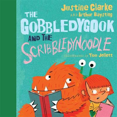 Gobbledygook and the Scribbledynoodle book
