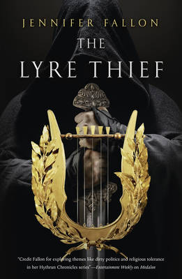 Lyre Thief by Jennifer Fallon