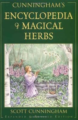 Encyclopaedia of Magical Herbs book