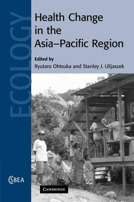 Health Change in the Asia-Pacific Region by Ryutaro Ohtsuka