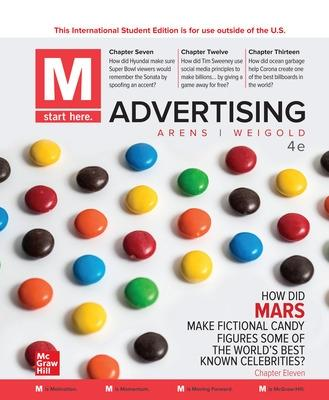 ISE M: Advertising book