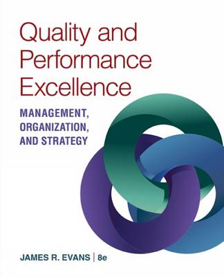 Quality & Performance Excellence book