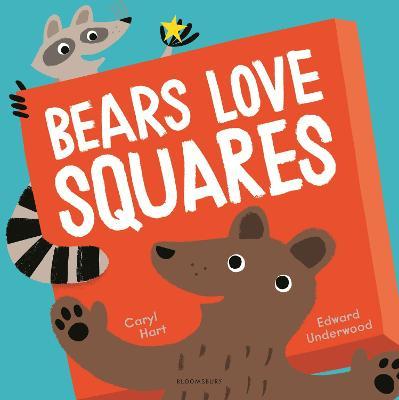Bears Love Squares book