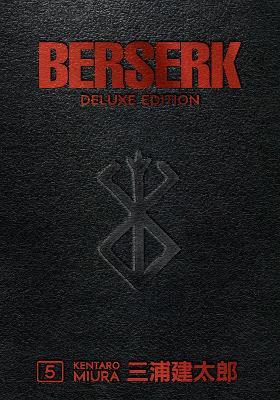Berserk Deluxe Volume 5 book