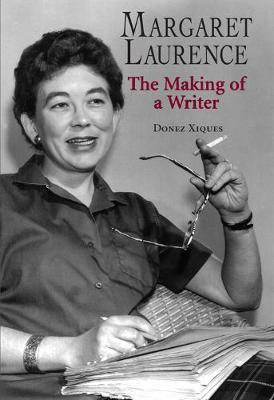 Margaret Laurence by Donez Xiques