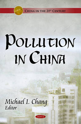 Pollution in China by Michael I Chang