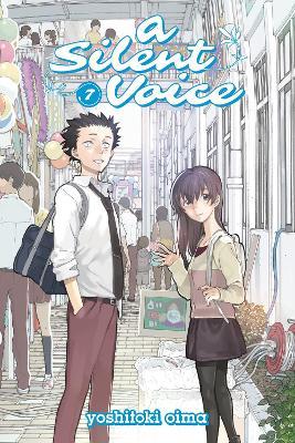 Silent Voice Vol. 7 by Yoshitoki Oima