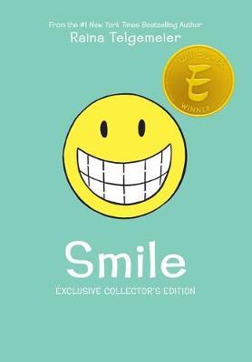 Smile Collectors Edition by Raina Telgemeier