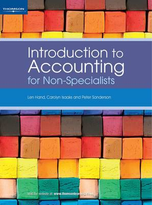 Introduction to Accounting for Non-specialists by Carolyn Isaaks