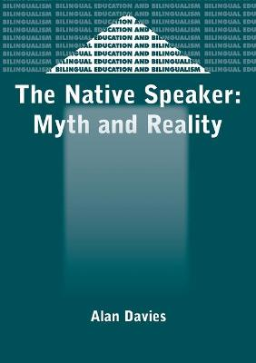 The Native Speaker by Alan Davies