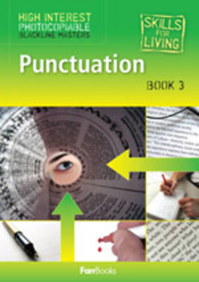 Punctuation Book 3: High Interest by Dr. Nancy Mills