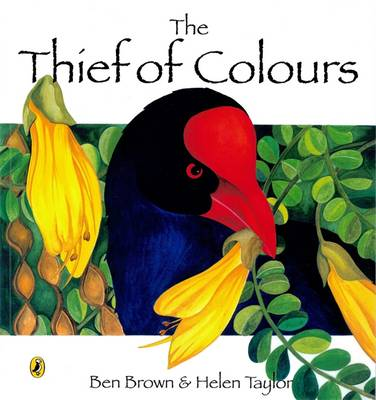 The Thief of Colours by Benjamin Brown