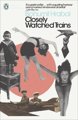 Closely Watched Trains book