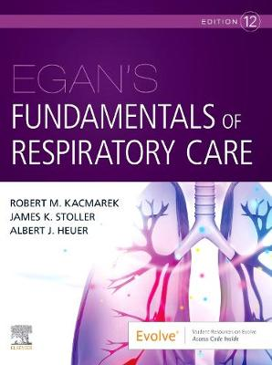 Egan's Fundamentals of Respiratory Care book