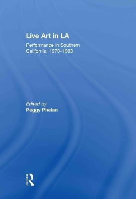 Live Art in LA book