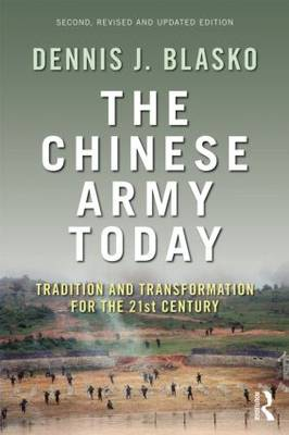 Chinese Army Today book