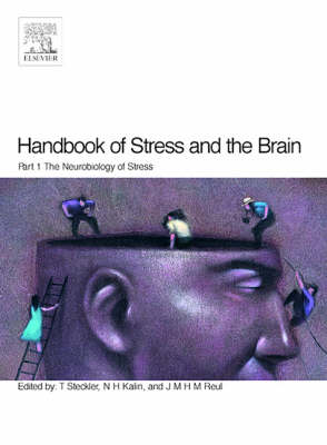 Handbook of Stress and the Brain (Two-Volume Set) by Thomas Steckler