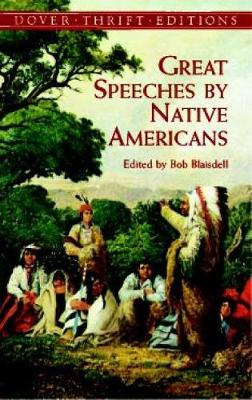 Great Speeches by Native Americans by Bob Blaisdell