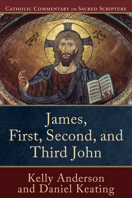 James, First, Second, and Third John by Kelly Anderson