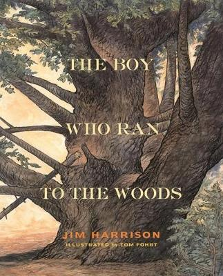 The Boy Who Ran to the Woods by Jim Harrison