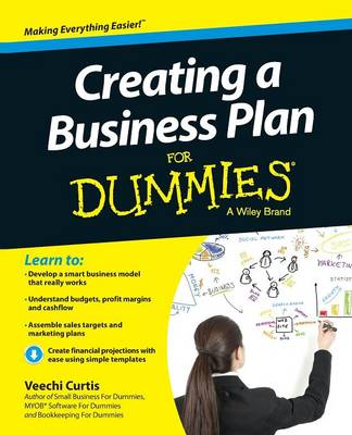 Creating a Business Plan For Dummies book