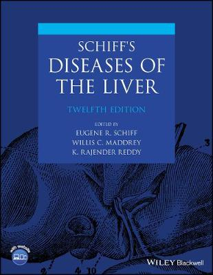 Schiff's Diseases of the Liver by Eugene R. Schiff