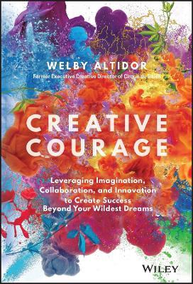 Creative Courage book