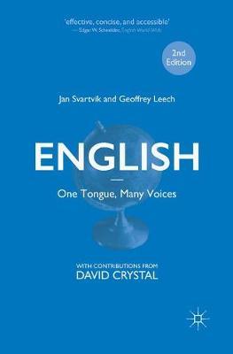 English - One Tongue, Many Voices by Jan Svartvik
