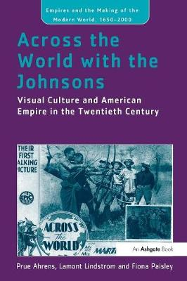 Across the World with the Johnsons by Prue Ahrens
