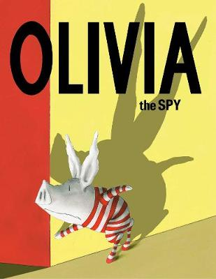 Olivia the Spy book