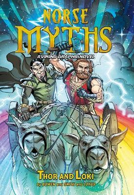 Thor and Loki by Carl Bowen