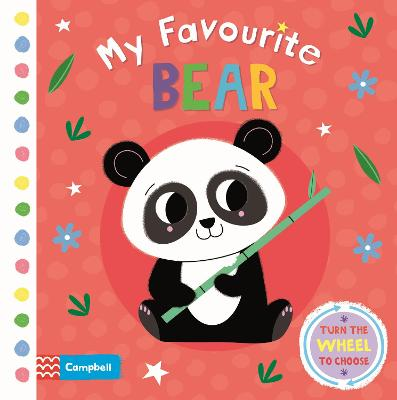 My Favourite Bear by Sarah Andreacchio