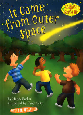 It Came From Outer Space book