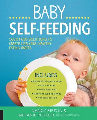 Baby Self-Feeding by Melanie Potock