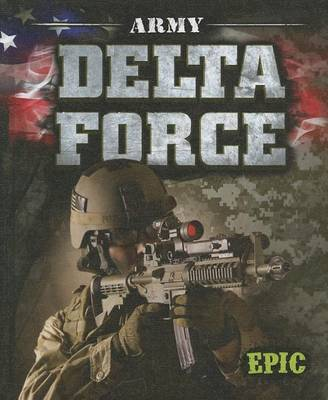 Army Delta Force book