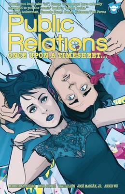 Public Relations by Matthew Sturges