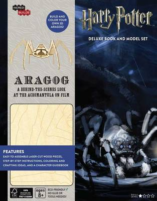 Incredibuilds: Harry Potter: Aragog Delu by Jody Revenson