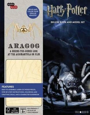Incredibuilds: Harry Potter: Aragog Delu by Jody Revenson