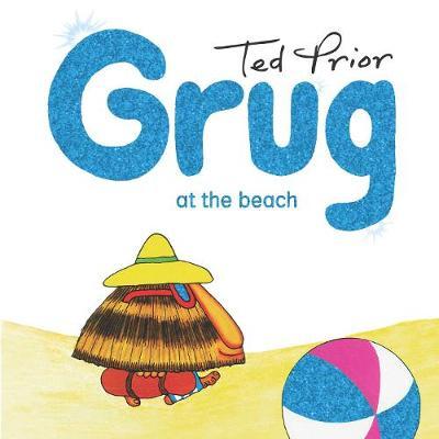 Grug at the Beach book