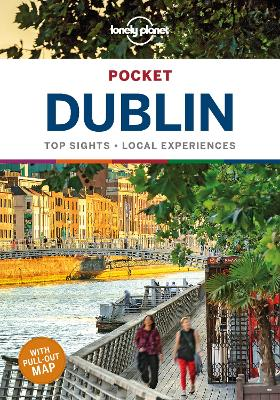 Lonely Planet Pocket Dublin book