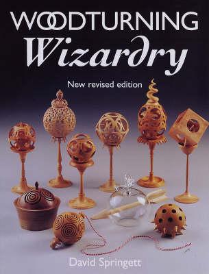 Woodturning Wizardry by David Springett