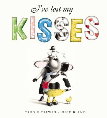 I've Lost My Kisses book