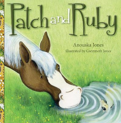Patch and Ruby by Anouska Jones