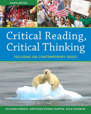 Critical Reading Critical Thinking by Pirozzi