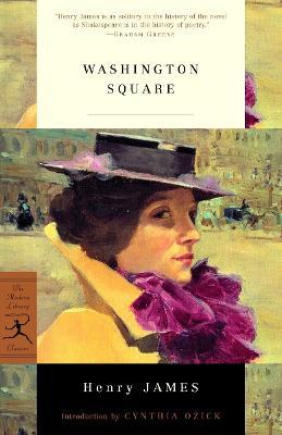 Mod Lib Washington Square by Henry James