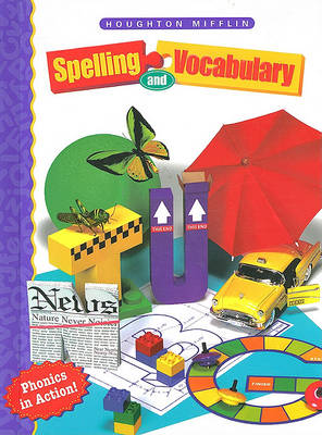 Spelling and Vocabulary, Level 3 by Shane Templeton