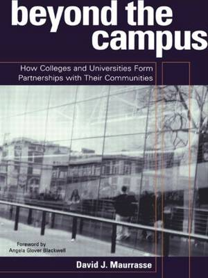 Beyond the Campus by David J. Maurrasse