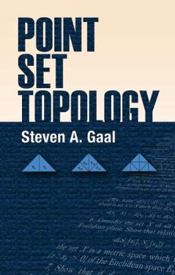 Point Set Topology by Stephen Gaal