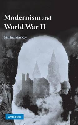 Modernism and World War II book