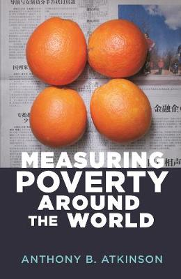 Measuring Poverty around the World by Anthony B. Atkinson